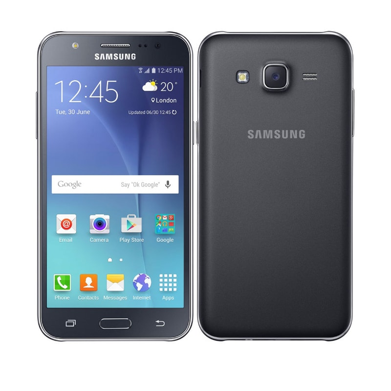 samsung galaxy j5 black 8 gb price in india buy samsung galaxy j5 black 8 gb mobiles online. Black Bedroom Furniture Sets. Home Design Ideas