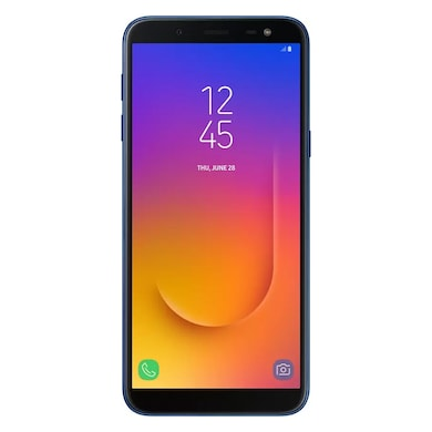 Samsung Galaxy J6 (Blue, 4GB RAM, 64GB) Price in India