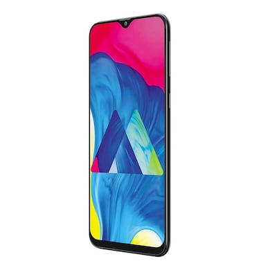 Refurbished Samsung Galaxy M10 (Charcoal Black, 3GB RAM, 32GB) Price in India