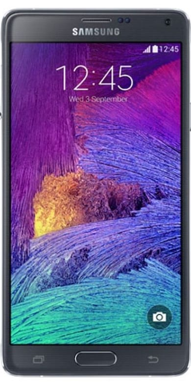 Samsung Galaxy Note 4 (Black, 3gb RAM, 32GB) Price in India