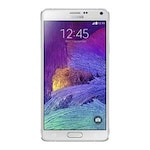 Buy Refurbished Samsung Galaxy Note 4 (3 GB RAM, 32 GB) White Online
