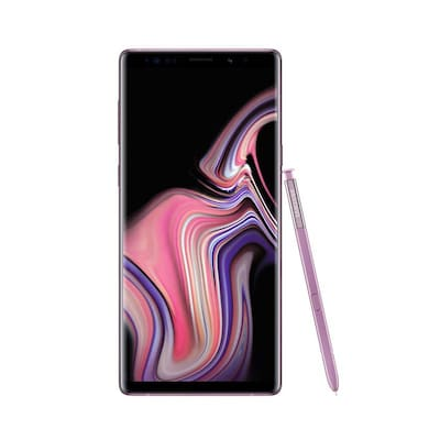 Unboxed Samsung Galaxy Note 9 (Lavendar Purple, 6GB RAM, 128GB) Price in India