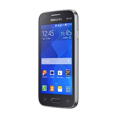 Samsung Galaxy S Duos 3 (Charcoal Grey, 512MB RAM, 4GB) Price in India