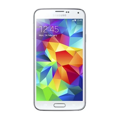 Samsung Galaxy S5 (Shimmery White, 16GB) Price in India
