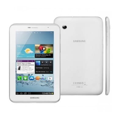 Samsung Galaxy Tab 2 GT-P3110 Wi-Fi Tablet White,16 GB Price in India