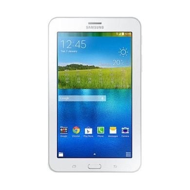 SAMSUNG Galaxy Tab 3 V T116 3G Calling White, 8 GB Price in India