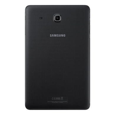 Samsung Galaxy Tab E SM-T561 Wi-Fi+3G+Voice Calling Tablet Black, 8GB Price in India