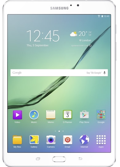 Samsung Galaxy Tab S2 With Voice Call White, 32 GB Price in India