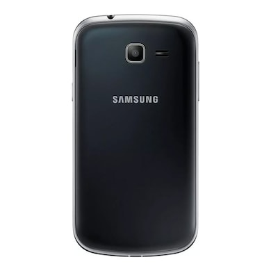 Pre-Owned Samsung Galaxy Trend Duos S7392,16GB (Black, 512MB RAM) Price in India