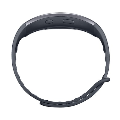 Samsung Gear Fit2 GPS Sports Band (Large Size) Black Price in India