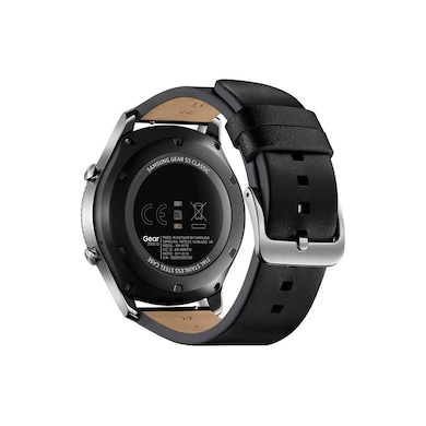 Samsung Gear S3 Classic Smartwatch Silver Price in India