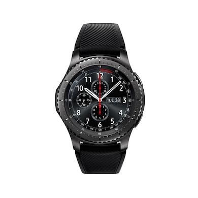 Samsung Gear S3 Frontier Smartwatch Grey Price in India