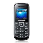 Buy Refurbished Samsung Guru E1200,1.5 Inch Display, Single Sim Black Online