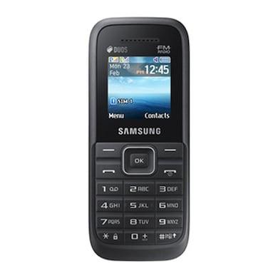 Samsung Guru FM Plus (Black, 8MB RAM, 128MB) Price in India