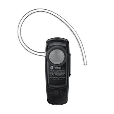 Samsung HM-1950 Bluetooth Headset Black Price in India