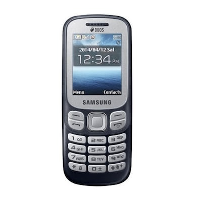 Samsung Metro B313E (Black) Price in India