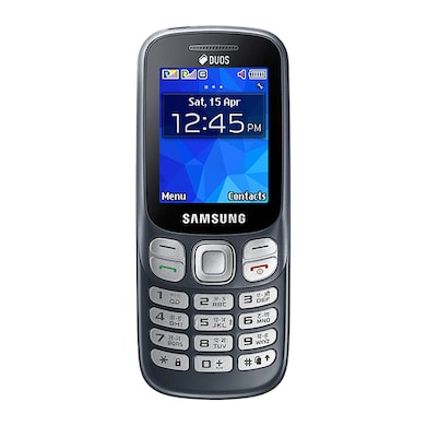Samsung Metro B313E (Grey) Price in India
