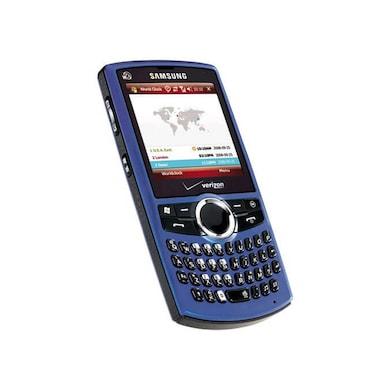 Refurbished Samsung SCH-I770 Saga, 2.0 MP Camera,2.55 Inch Display (Blue) Price in India