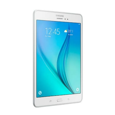 Samsung Tab A SM-T355YZWA Wi-Fi+3G+Voice Calling Tablet White, 16GB Price in India
