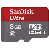 Buy SanDisk Ultra 8 GB Class 6 MicroSD Memory Card Online