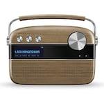 Buy Saregama Carvaan Hindi SC02 Portable Digital Music Player With Remote Walnut Brown Online