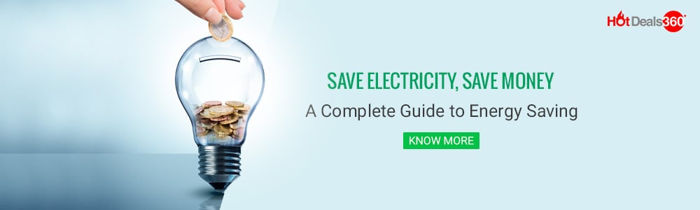 Buy Save Electricity