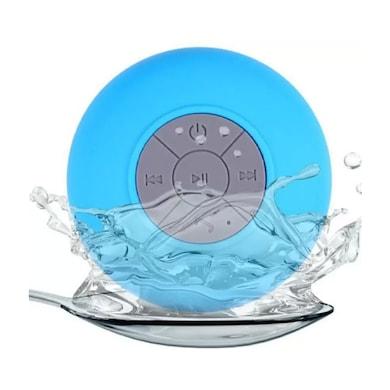 SBA Entice Water Resistant Bluetooth 3.0 Shower Bluetooth Home Audio Speaker Multicolor Price in India