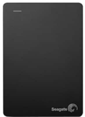 Seagate Backup Plus 4 TB Portable External Hard Drive Black Price in India