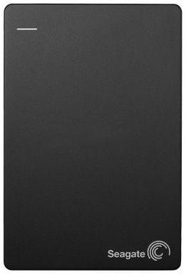 Seagate Backup Plus Slim 2 TB External Hard Drive Cloud Storage (Black, Mobile Backup Enabled) Price in India
