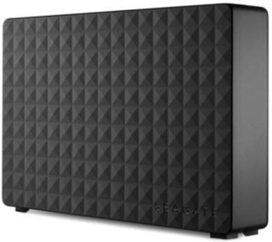 Seagate Expansion 2 TB Portable External Hard Drive (Black, External Power Required) Price in India