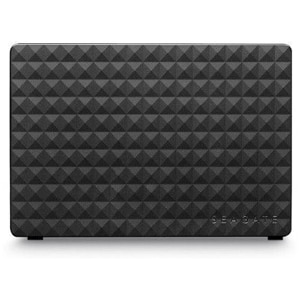 Seagate Expansion 4 TB External Hard Drive (Black, External Power Required)
