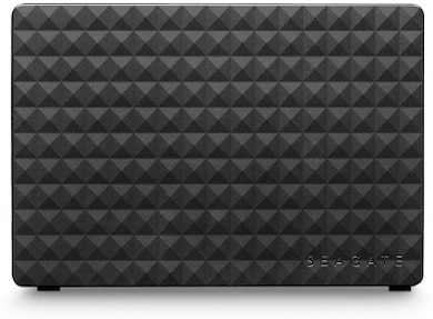 Seagate Expansion 4 TB External Hard Drive (Black, External Power Required) Price in India