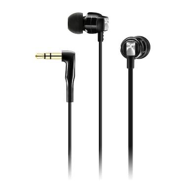 0b2e9187864 Sennheiser CX 3.00 In the Ear Headphone Black Price in India – Buy ...