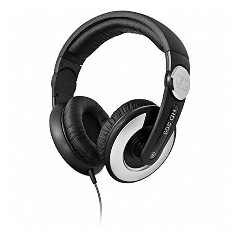 Sennheiser HD205II Headphone (Black)