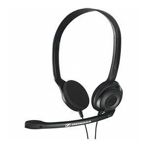 Buy Sennheiser PC 3 Chat On The Ear Headphone with Mic Online