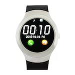 Buy ShutterBugs AIR-01 Trendy Smartwatch Black Strap Large Online