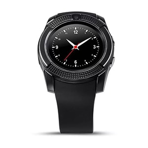ShutterBugs Air-02 Trendy Smartwatch (Multicolor Strap L)