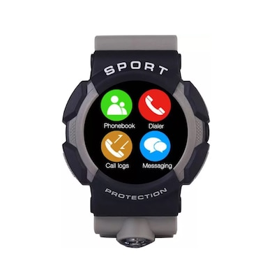 ShutterBugs Air-05 Sporty Smartwatch (Multicolor Strap M) Price in India