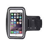Buy Shutterbugs Arm Band Case For Universal For All Phone (6 Inch, Waterproof, Plastic, Silicon) Black Online