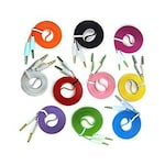 Buy Shutterbugs AUX Cable 1 Meter for All Smartphones Assorted Online