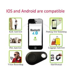 Shutterbugs Bluetooth Tracker (Pack of 1) Assorted images, Buy Shutterbugs Bluetooth Tracker (Pack of 1) Assorted online at price Rs. 645