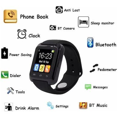 ShutterBugs SB-585 Smartwatch (Multicolor Strap) Price in India