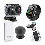 Buy Shutterbugs SB-980 Action Camera + Accessories Combo Assorted Online