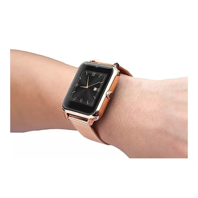 Shutterbugs SWS-14 With SIM/Calling Smartwatch (Multicolor Strap L) Price in India
