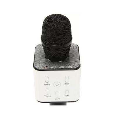 ShutterBugs Upgraded Q9 Karaoke Wireless Microphone Black Price in India