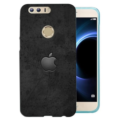 new product 5111e d78dc Silverink 3D Printed Back Cover for Honor 8 Multicolor Price in ...
