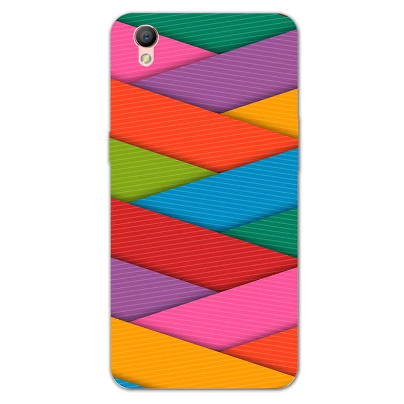 on sale 702e5 8f179 Silverink 3D Printed Back Cover for Oppo A37 Multicolor Price in ...