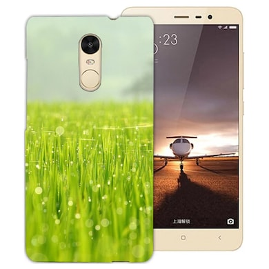 huge discount e00d9 1d5d4 Silverink 3D Printed Back Cover for Redmi Note 4 Multicolor Price in ...