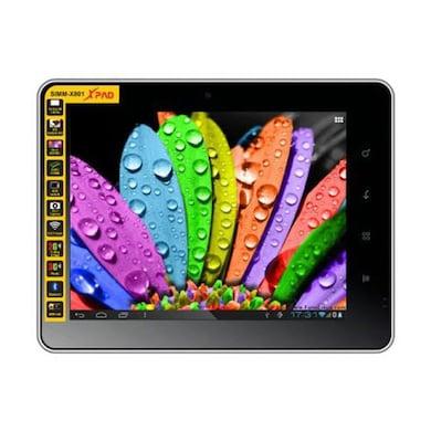 Simmtronics Xpad 801 Wifi Calling Tablet Black, 8GB Price in India