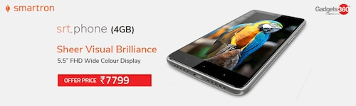 Buy Smartron SRT Phone (4 GB RAM, 64 GB) Titanium Gray Online